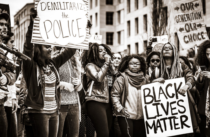 Hintergründe und Thesen zu Black Lives Matter